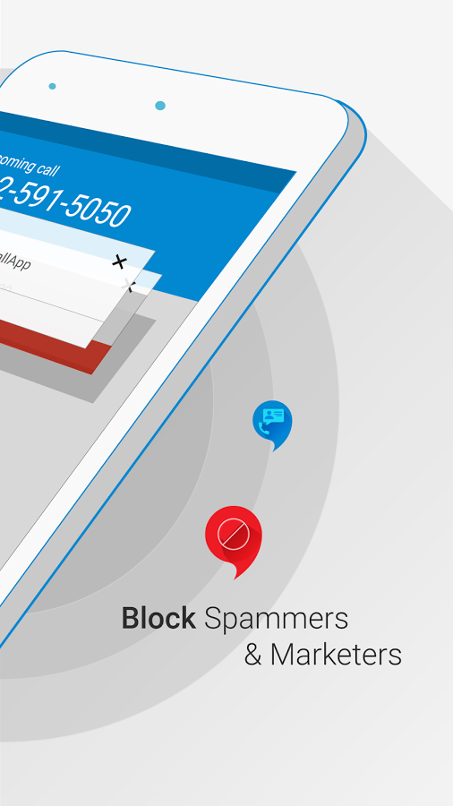 Stop spammers and marketers with this simple app.