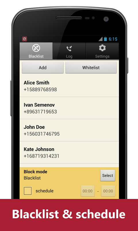 Are you dedicated finding out how to block a number? So is Blacklist Plus.